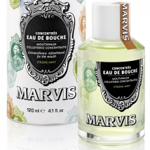 MARVIS Strong Mint suuvesi 120ml